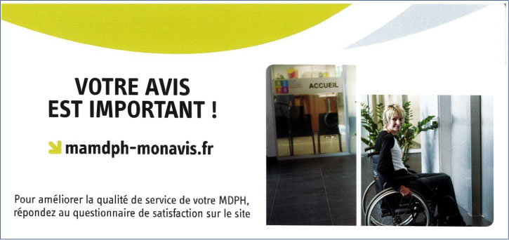 Campagne Mesure satisfaction usagers MDPH 2020